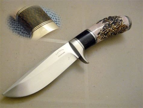 Knife Handmade - handmade knife by cote custom knives custommade