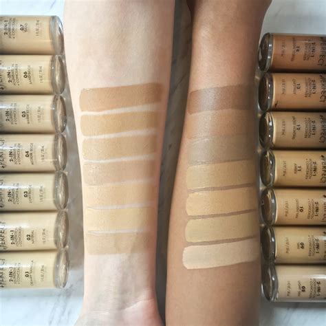 9 Stick 2in1 No 3 Matte Concealer Contour Stick 2in1 milani conceal 2 in 1 foundation 03 light