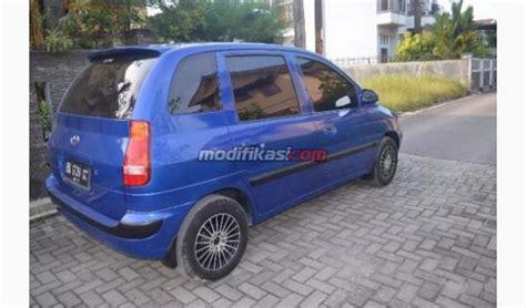 Hyundai Matrix Harga 2002 hyundai matrix siap pakai harga murah nego