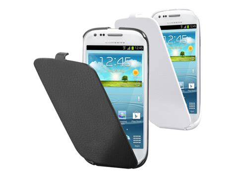 Flip Cover Kulit Samsung S3 Mini originele samsung galaxy s3 mini i8190 leather flip