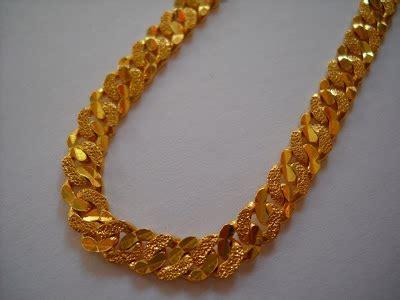 Harga Cincin Emas Gucci gambar nazman enterprise rantai leher emas 916 gajah sauh