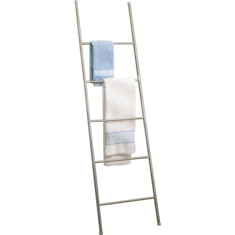 standing towel rack for bathroom towel ladder rack in free standing towel racks