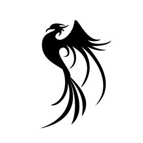 tribal tattoos birds simple tribal bird designs