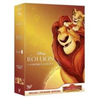 film roi lion gratuit le roi lion coffret le roi lion 4 films dvd coffret dvd