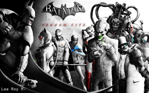 wallpaper batman arkham city batman arkham city review comics bulletin