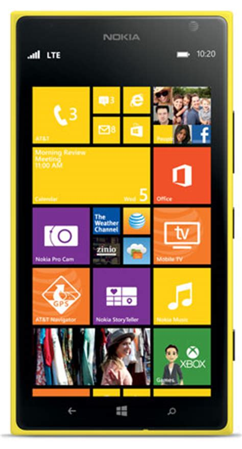 yellow nokia lumia 1520 amazon com nokia lumia 1520 yellow 16gb at t cell