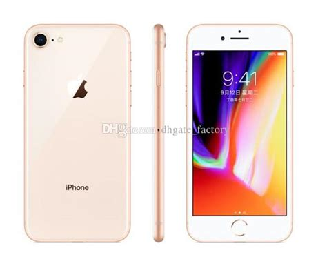 4 7inch 5 5inch apple iphone8 iphone 8 plus hexa 12mp with fingerprint 4g lte mobile phone