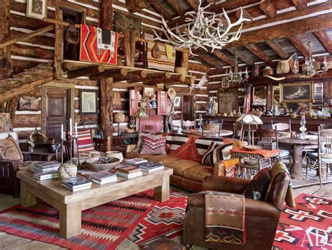 colorado home decor rustic living room by ralph lauren ad designfile home