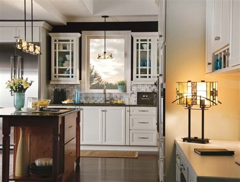 Decorative Kitchen Lighting Decorative Lighting Traditional Lighting Cleveland By Kichler