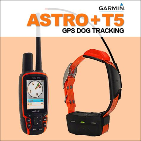 garmin tracking system garmin astro 320 tracking system with 1 x t5 collar