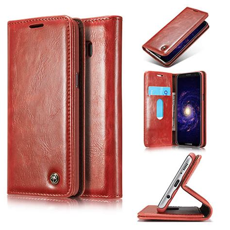 Caseme Lg G5 Cover Leather Flipcover Vintage Walle Limited caseme samsung galaxy s8 magnetic flip pu leather wallet