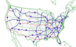 maps us map freeway