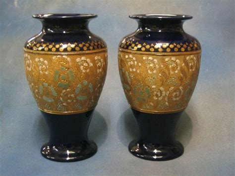 Royal Doulton Vase Marks by Salts Royal Doulton And Vases On