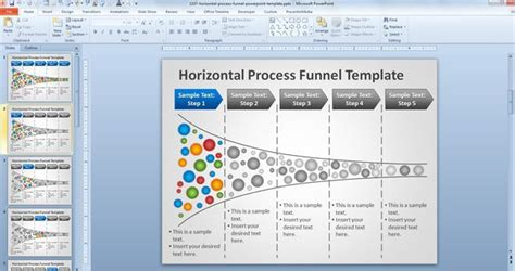 sales presentation template 3 sales funnel templates excel xlts