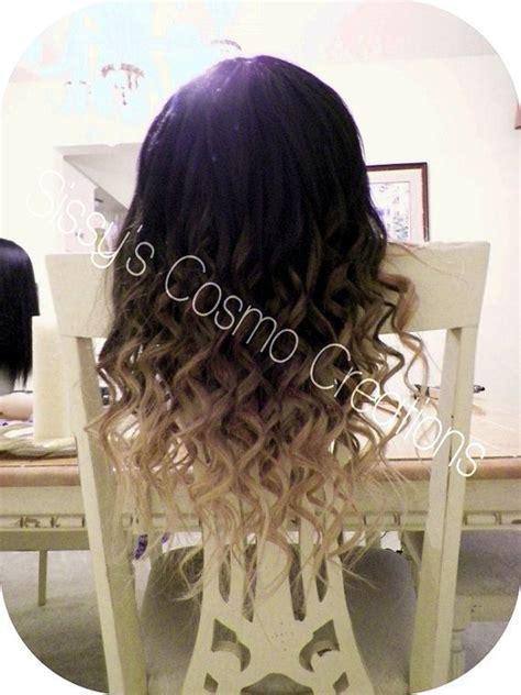 half brown half blonde hair 11 best prom updos images on pinterest