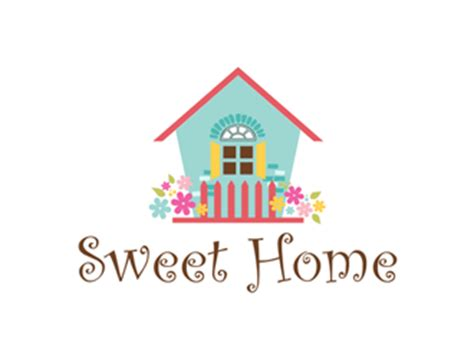 home decoration logo sweet home logo design 48hourslogo com