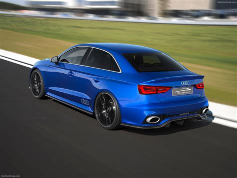Audi A3 Clubsport quattro Concept (2014) picture 13 of 39