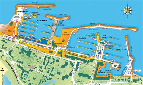 port et ports annexes hy 232 res