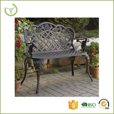 metal garden benches cheap new product china supplier garden benches cheap sofa metal