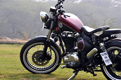 modified bullet aks modified bullet by puranam designs royal enfield