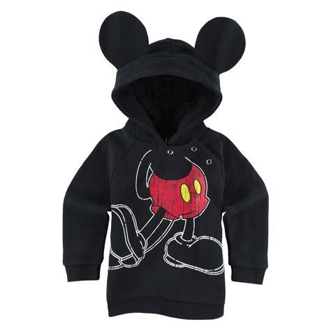 Mickey Hoodie Stripe sweaters de mickey mouse