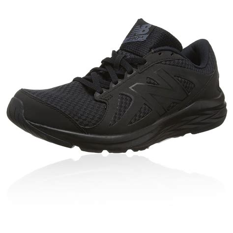 sports shoes for mens new balance m490v4 mens black cushioned running sports