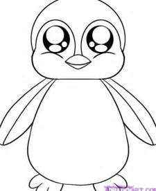 how to draw cute cartoon baby animals pictures 3