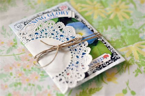 Bridal Shower Souvenirs by Everyday Lovely Vintage Bridal Shower Favors