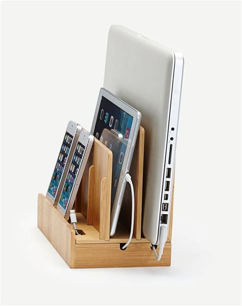 diy multi device charging station diy nightstand charging station woodworking projects plans
