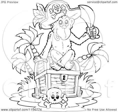 monkey pirate coloring pages 301 moved permanently