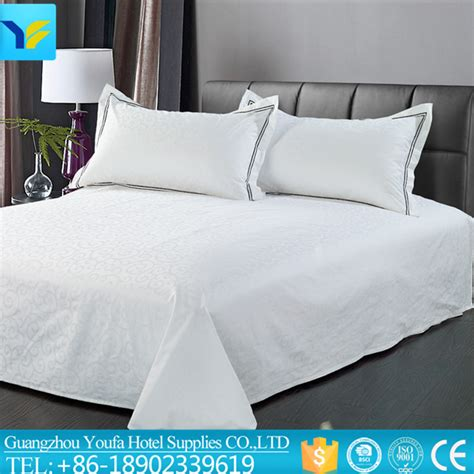 double bed sheets wholesale polyester cotton double bed sheets size and