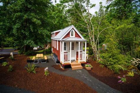 tiny house village scarlett tiny house at mt hood tiny house village