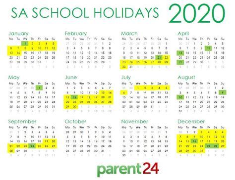 heres   school holiday calendar parent