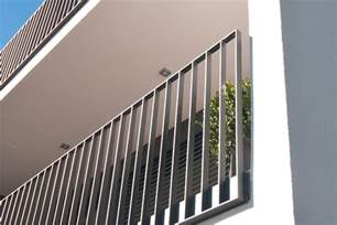 Balustrade Architecture Residential And Bridge Barrier Loading Nz Aus High