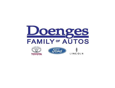 Doenges Toyota Doenges Toyota Ford Lincoln