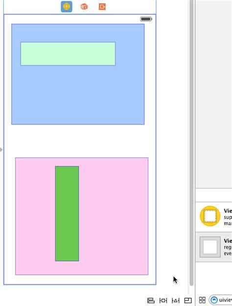 ios autolayout xcode 6 ios emulating aspect fit behaviour using autolayout