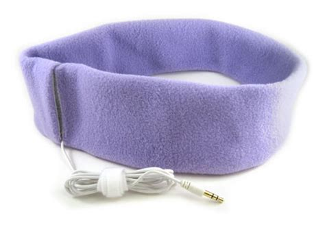Comfortable Earbuds For Sleeping by Sleepphones Comfortable Headphones For Sleeping The