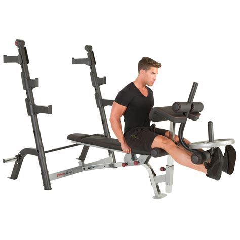 weight bench with preacher amazon com fitness reality x class olympic weight bench