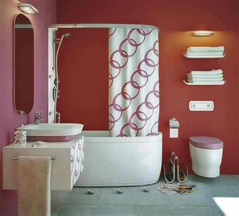 red bathrooms home garden bathrooms a l abode interior design ideas