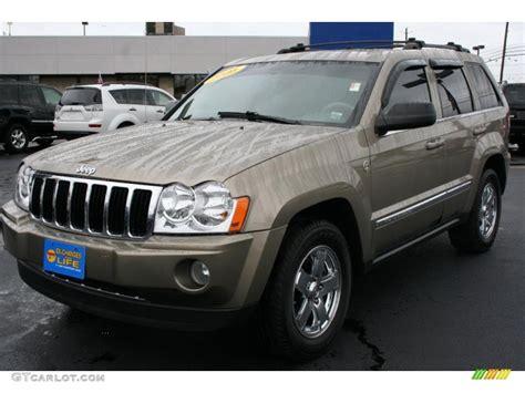 2006 light khaki metallic jeep grand limited 4x4 36623405 gtcarlot car color