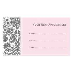 appointment cards templates free free appointment cards printable search results new