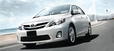 rent a toyota corolla altis 1 6a by ace drive car rental