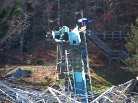 haunted swing ride lake compounce new ride update 1