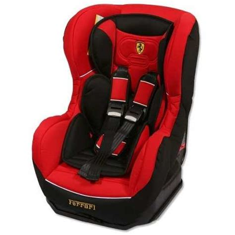 Ferrari Kindersitz by Ferrari Cosmo Isofix 9 18 Kg Rosso Ferrari Primus