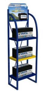 What Is The Shelf Of Batteries by China Shopping Mall Display Shelf For Car Batteries