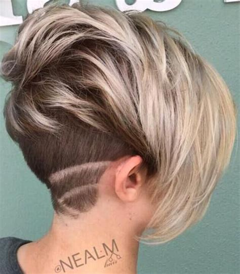 blonde bob nape 361 best images about hairstyles on pinterest bobs