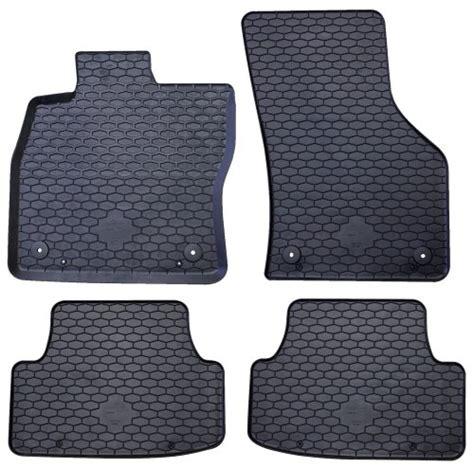 tappeti personalizzati prezzi cora 000132119 tappeti personalizzati in gomma 4 pezzi