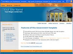 free templates for government website military templates