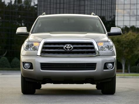 Toyota Sequoia Mpg Toyota Sequoia Technical Specifications And Fuel Economy
