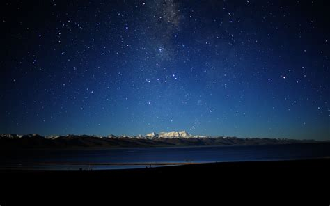background night night sky background powerpoint backgrounds for free